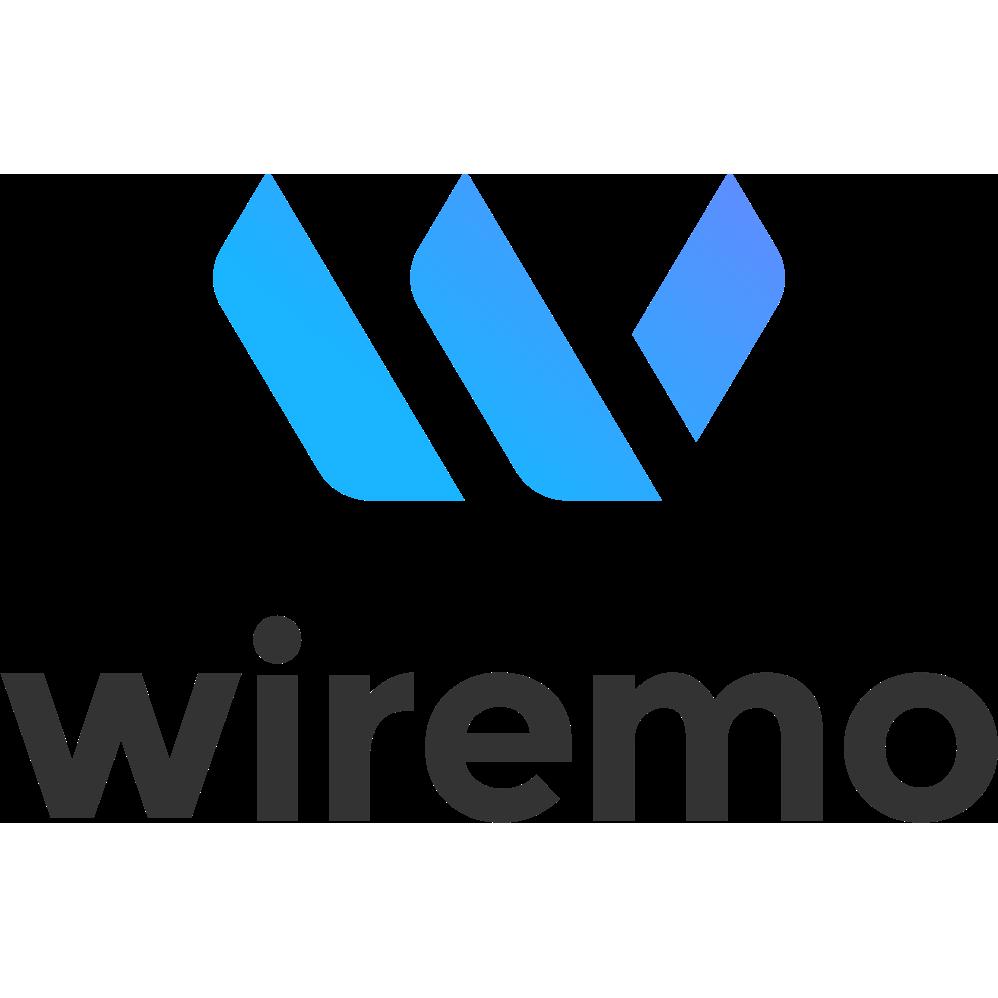 Wiremo logo square