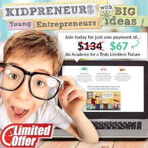 kidpreneursbook